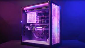 8Pack Hypercube MK2: Wassergekühlter High-End-OC-PC kostet 11.000 Euro