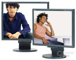 NEC MultiSync LCD1770GX und LCD1970GX