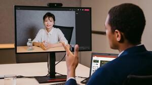Lenovo ThinkVision: Neue Monitore und Webcam für Unternehmen