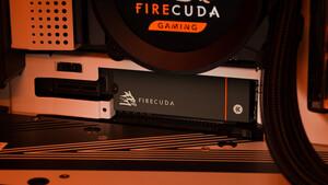 FireCuda 530 SSD: Seagate erhöht auf 7.300 MB/s, 4 TB und EKWB-Kühler