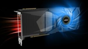 Nvidia CMP 50HX: MSI stellt dedizierte Mining-Grafikkarte mit 45 MH/s vor