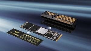 Cardea Z44Q: Team Group bringt PCIe-4.0-SSD mit 4 TB und 5.000 MB/s