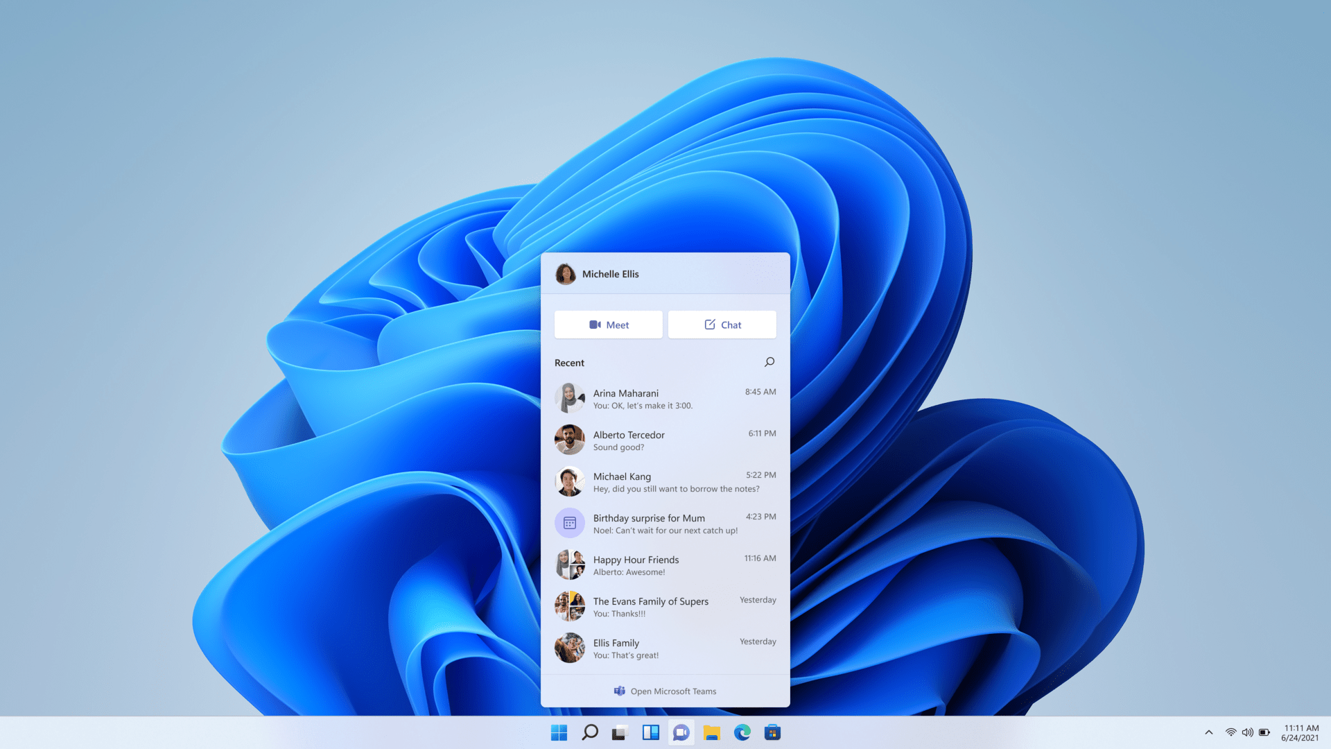 Windows 11 – Microsoft Teams