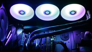 Liquid Freezer II 360 A-RGB im Test: Arctics günstige AiO ist auch beleuchtet eine Empfehlung
