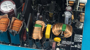 be quiet! vs. Cooler Master im Test: Straight Power 11 Platinum, MWE- & V-Serie mit 550 Watt