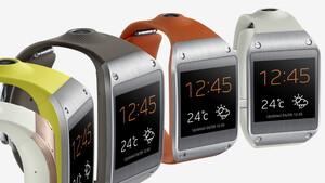 Galaxy Store: Samsung erinnert bei Galaxy Gear an Wechsel zu Tizen