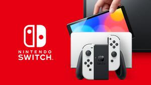 Nintendo: Switch OLED mit 7Zoll kommt am 8.Oktober