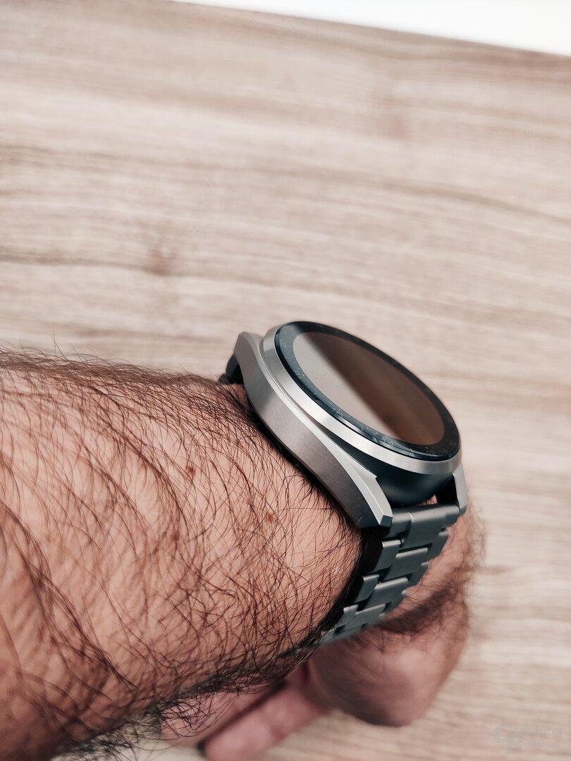 Huawei Watch 3 Pro im Test: Wuchtiges Auftreten