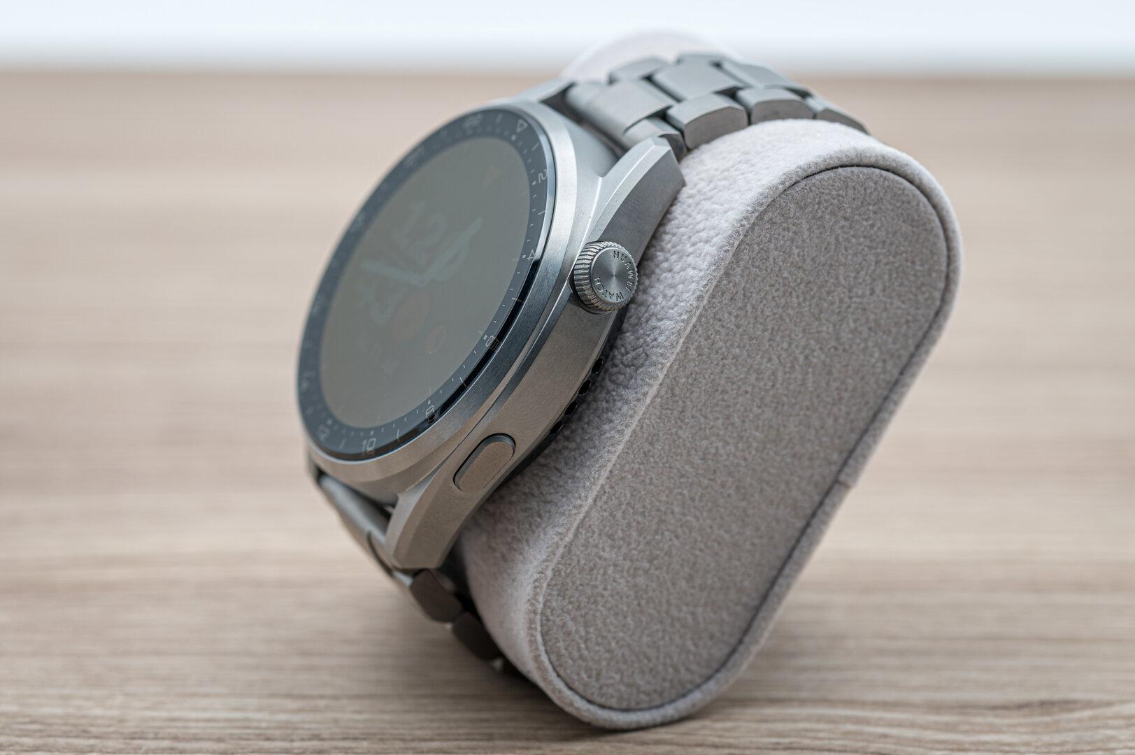 Huawei Watch 3 Pro im Test