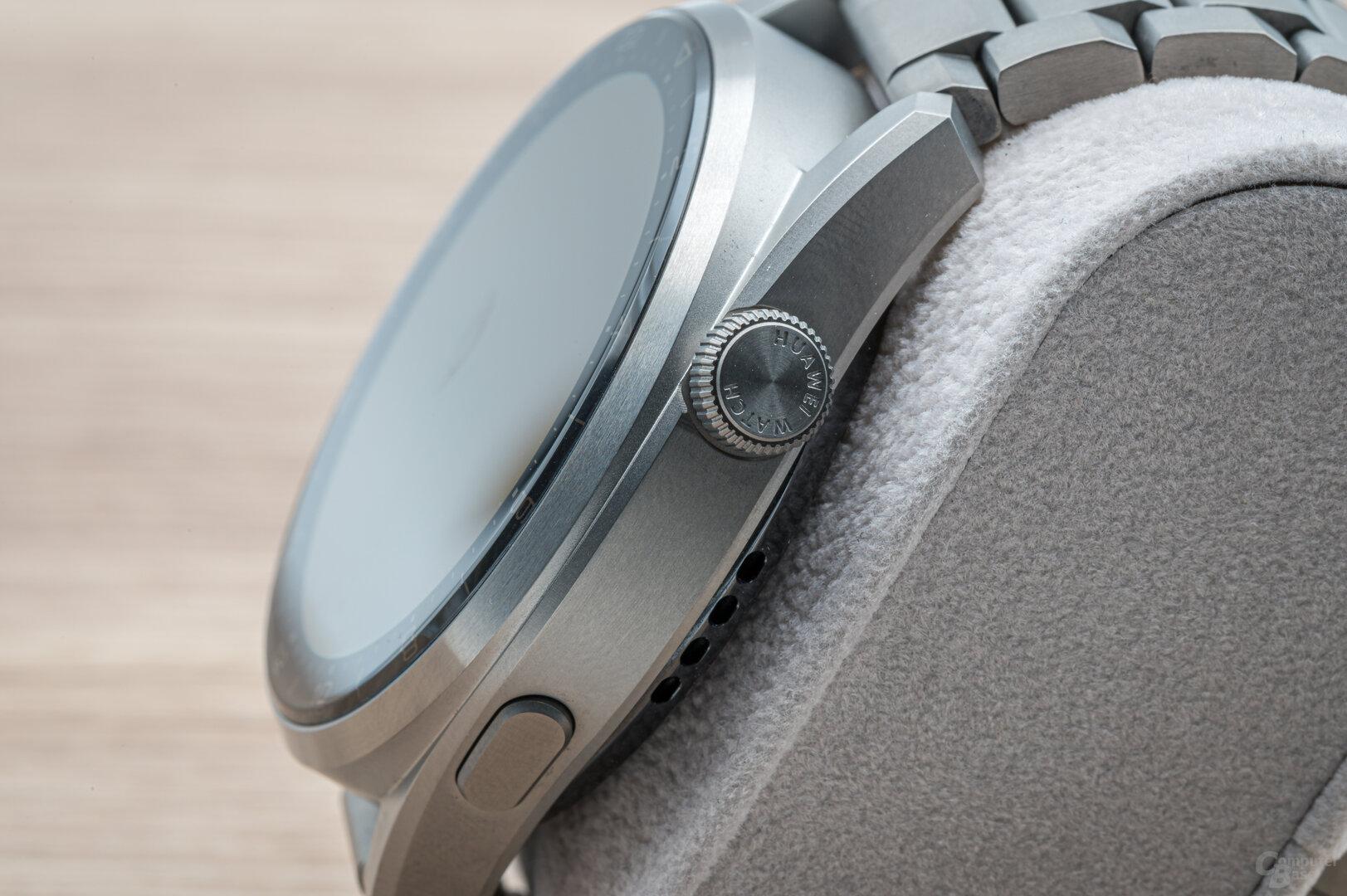 Huawei Watch 3 Pro im Test: Drehbare Krone