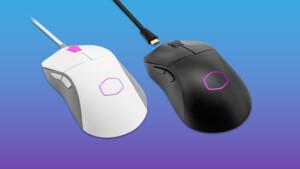 Cooler Master MM730 & MM731: Ergonomische Gaming-Mäuse ab unter 50 Gramm