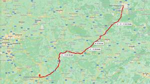 Deutsche Bahn und Google: Google Maps erhält Live-Auskunft für ICE, IC und EC