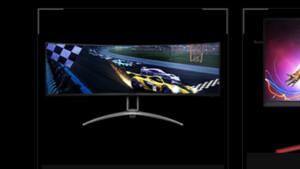 AOC AG493UCX2: 32:9-Monitor mit 5.120 × 1.440 in Neuauflage mit 165 Hz