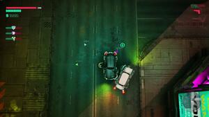 Glitchpunk: Top-Down-Actionspiel im Stile von GTA 2 startet im August