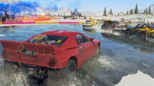 Dirt 5: Updates liefern Strecken und PS5-Features, ein DLC Autos
