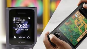 Wochenrück- und Ausblick: Valves Angriff auf die Switch und Nokias Burner-Phone
