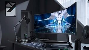 Odyssey Neo G9: Samsungs 240-Hz-Flaggschiff erhält Mini-LEDs und HDMI 2.1