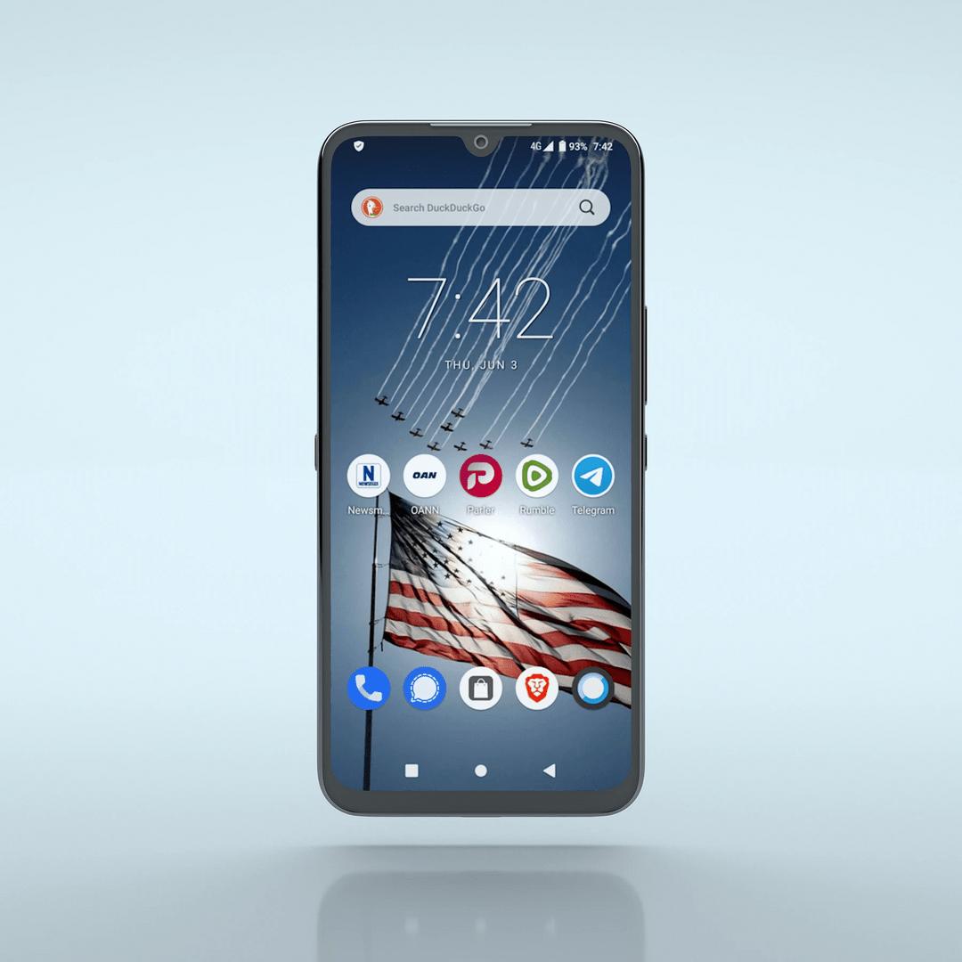 Freedome Phone