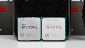 AMD Cezanne im CPU-Test: Ryzen 5 5600G und Ryzen 7 5700G gegen Intel Core