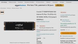 Crucial P5 Plus: Shop enthüllt Microns erste Retail-SSD mit PCIe 4.0