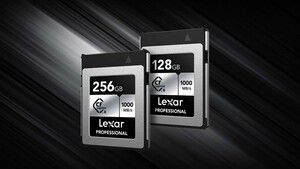 Silver-Serie: Lexar bringt CFexpress-Karten der langsameren Sorte