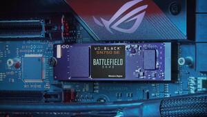 Gaming Bundle: WD Black SN750 SE SSD und Battlefield 2042