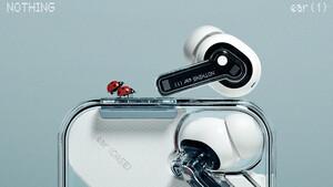 Nothing ear (1): Transparente ANC-In-Ears starten für 99 Euro