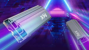 Adata Gammix S70: Neue Firmware beschleunigt gut gefüllte PCIe-4.0-SSD