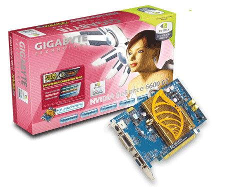 Gigabyte nx66t128vp