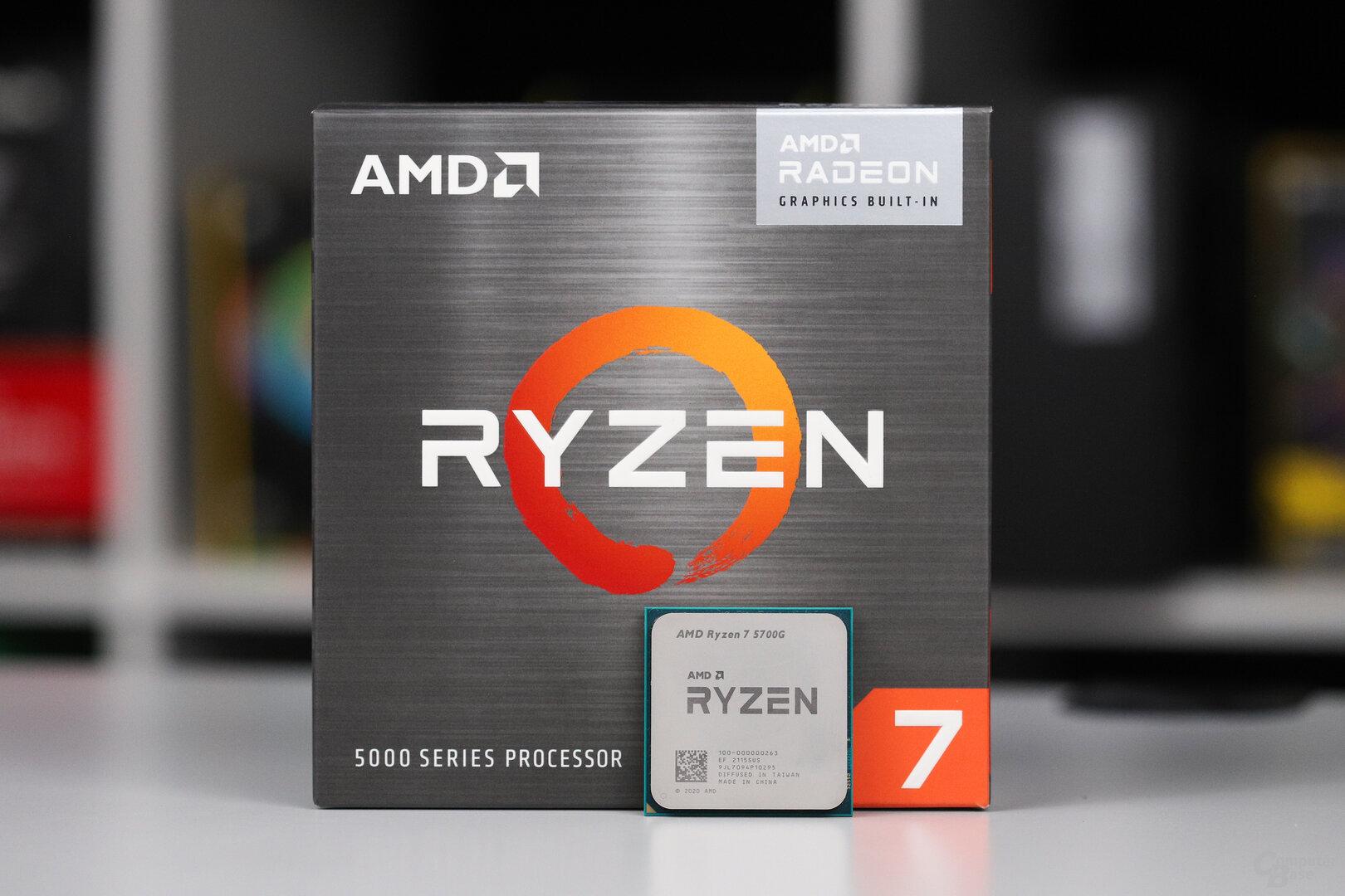 Procesor Ryzen 7 5700G