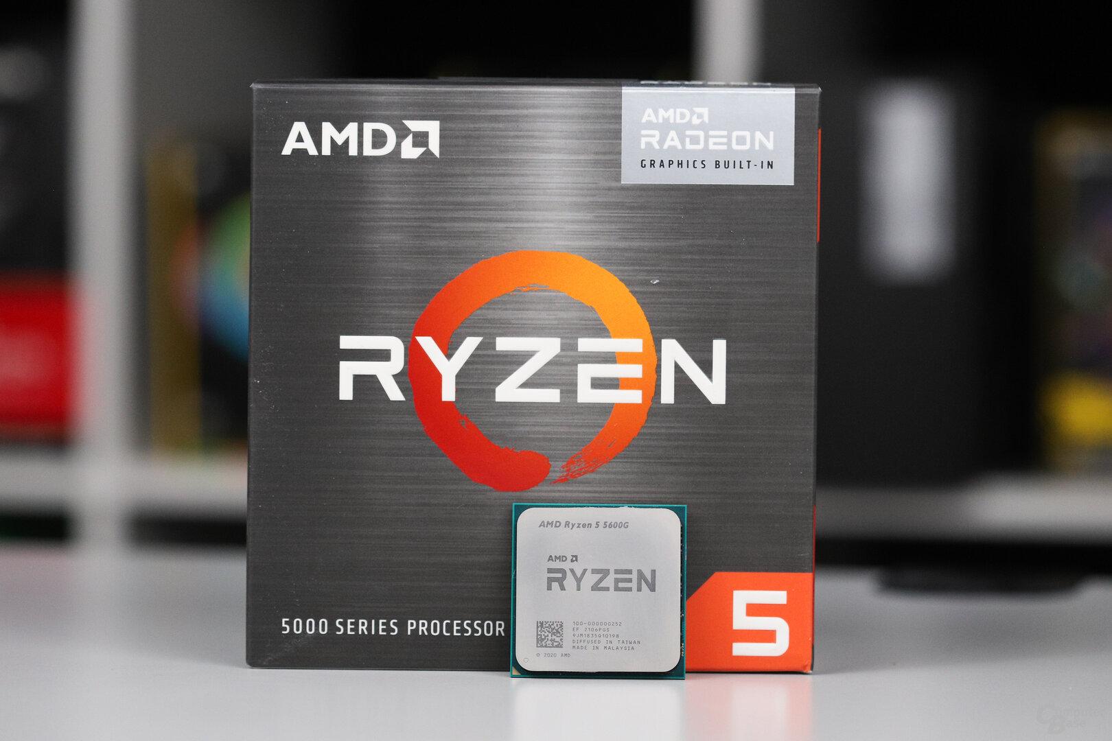 Procesor Ryzen 5 5600G