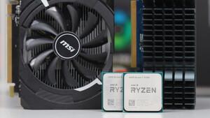 AMD Ryzen 5000G: iGPU im Test: Zen 3 beschleunigt die APU im Spiele-Einsatz