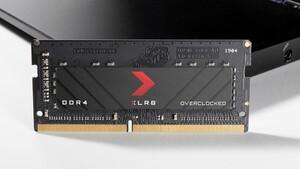PNY XLR8 Gaming EPIC-X RGB: Desktop-RAM bis 4.600 MT/s, fürs Notebook bis 3.200 MT/s