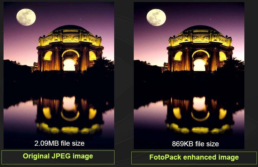 FotoPack-Technologie