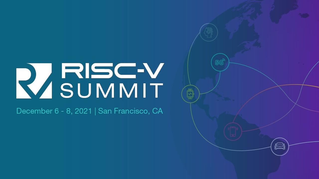 Offene CPU-Architektur: RISC-V Summit 2021 startet am 6. Dezember