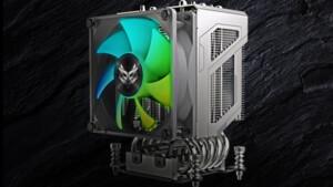 Sapphire Nitro LTC: Exklusiver CPU-Kühler für AMD Ryzen auf Sockel AM4