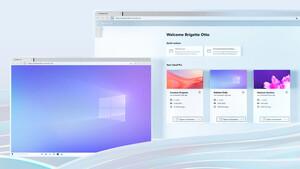 Cloud-PC: Windows 365 kostet ab 21,90 Euro pro Benutzer und Monat