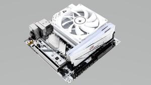 Luftkühler auch in Weiß: Thermalright bietet mehr farbliche Alternativen