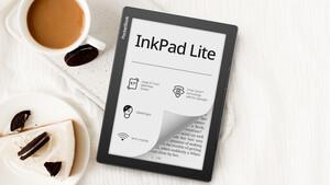 PocketBook InkPad Lite: Großer E-Book-Reader zum kleinen Preis