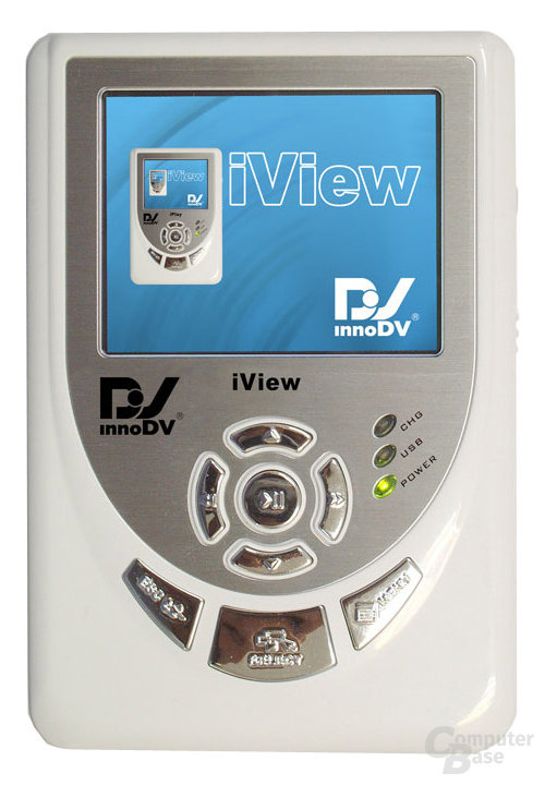 iView Portable Multimedia Player