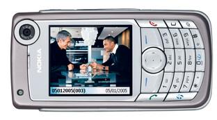 Nokia 6680 UMTS