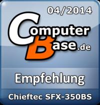 ComputerBase-Empfehlung für Chieftec SFX-350BS