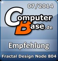 ComputerBase-Empfehlung für Fractal Design Node 804