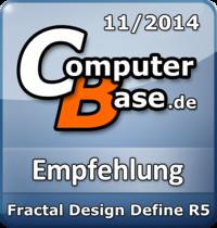 ComputerBase-Empfehlung für Fractal Design Define R5