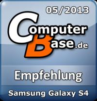ComputerBase-Empfehlung für Samsung Galaxy S4 (16 GB)